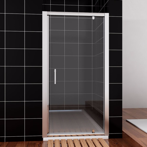 1000MM PIVOT SHOWER DOORS
